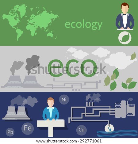 ecology world pollution