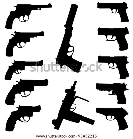 vector guns set