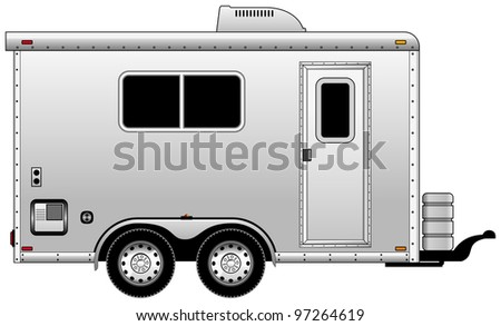 sponsored - Horse Trailer Coloring Pages