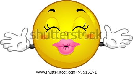 illustration of a smiley