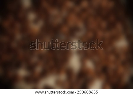 a brown background of coffee beans - stock photo