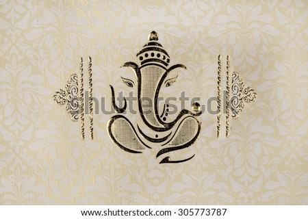 Traditional Indian Wedding Invitation Card Colorful Photo – Traditional Indian Wedding Invitations