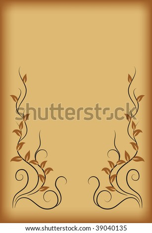 Abstract background for various design artwork