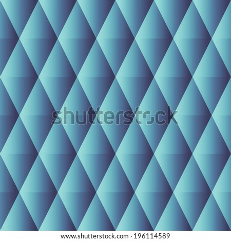 Abstract background. Pattern of geometric shapes. Flow of spectrum effect.