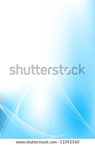 Abstract background with white copy-space