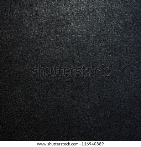 abstract black background with spotlight - stock photo