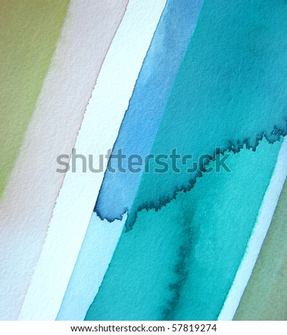 abstract watercolor background design design - stock photo