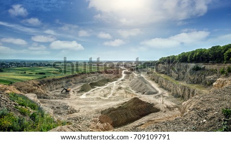 Quarry Stock Images Royalty Free Images Amp Vectors