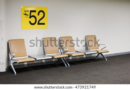 Airport Seating