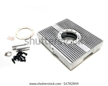 1and a half quart extended oil pan for a volkswagen air-cooled engine