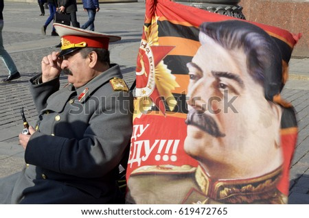 Image result for russia victory day 2017 stalin