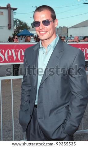 01AUG99: Actor ANTONIO SABATO JR. at the 1999 Teen Choice Awards, in Santa Monica.  Paul Smith / Featureflash - stock photo