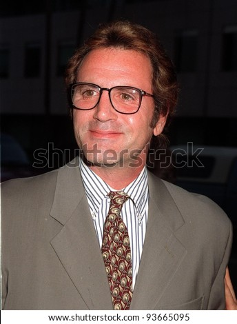 "12AUG97:  Actor FRANK STALLONE (brother of Sylvester)  at the premiere of ""Event Horizon,"" in Beverly Hills."