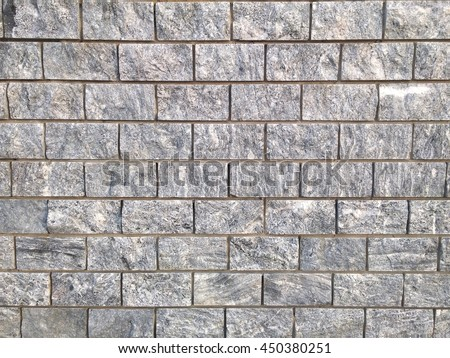 Background of brick wall paper