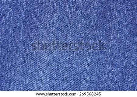 Background of denim texture - stock photo