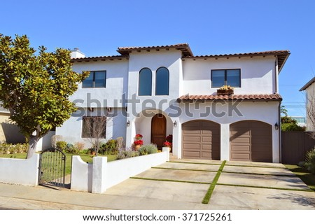Beautiful homes and estates in Los Angeles, CA.