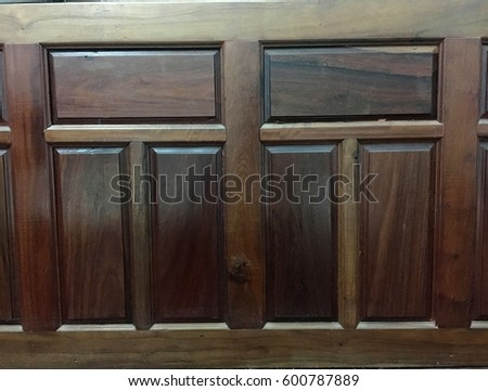Beautiful pattern,texture,surface and background of wood