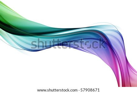 Beauty Abstract Design Element - stock photo