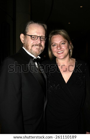 02/12/2005 - Beverly Hills - Bill Sanderson at the 9th Annual Art Directors Guild Awards at Beverly Hilton Hotel. - stock photo