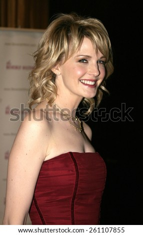 02/12/2005 - Beverly Hills - Kathryn Morris at the 9th Annual Art Directors Guild Awards at Beverly Hilton Hotel. - stock photo