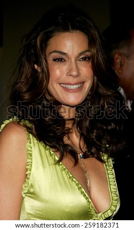 11/19/2005 - Beverly Hills - Teri Hatcher at the Diamond Jubilee Spirit of Hollywood Awards  at the Beverly Hilton Hotel in Beverly Hills , California, United States.  - stock photo