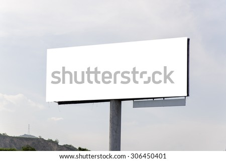 billboards background