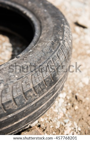 Bald Tyre Stock Images Royalty Free Images Vectors Shutterstock