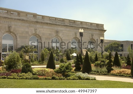 Botanic Garden, Washington, DC, USA, - stock photo