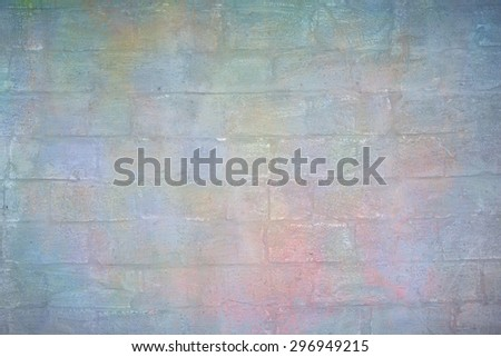 bricks wall texture or background  - stock photo