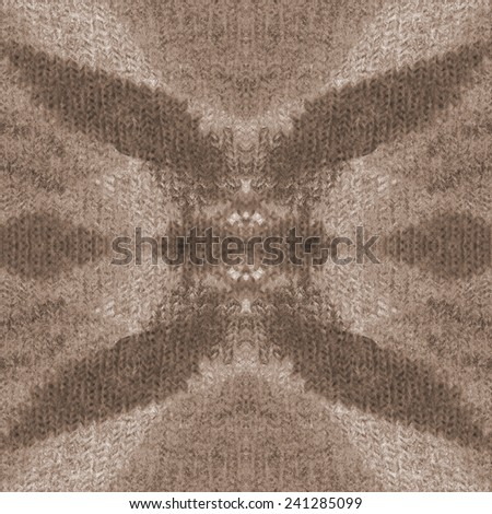 brown background based on textile texture