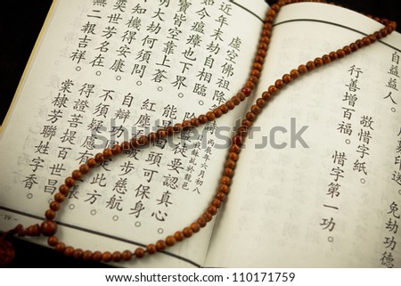 Prayer-beads Stock Photos, Illustrations, and Vector Art