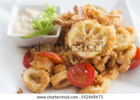 sparkling fried fish with mesa fried fish fillets w chipotle butter ...