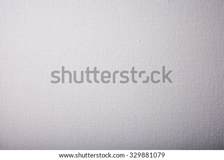 canvas. - stock photo
