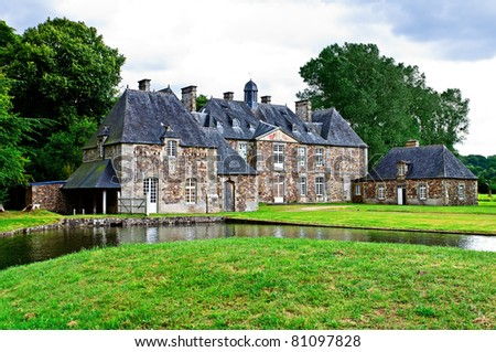 chateau in normandy france