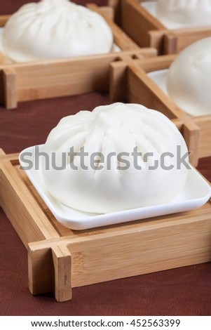 Chinese traditional food, bread