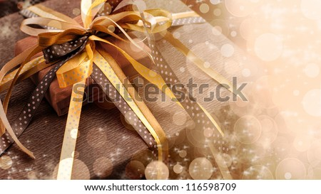 christmas background/Lights on dark background/valentines day background - stock photo