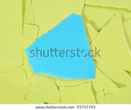 colour paper  background - stock photo