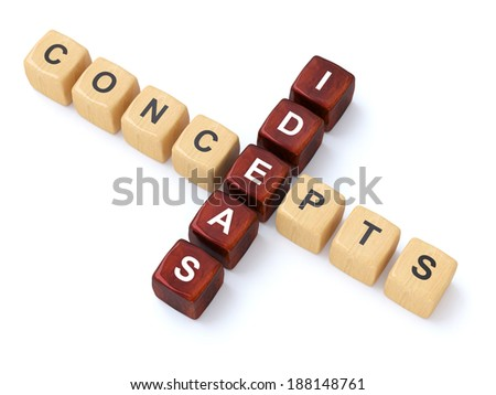 Concepts and Ideas crosswords