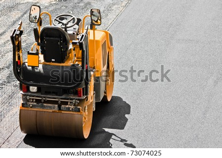 , construction site, - stock photo