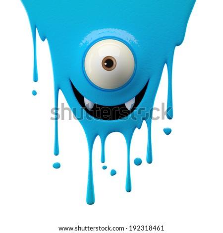3d eye stock photos illustrations and vector art