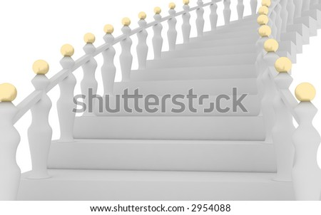 3d--architecture--luxury - stock photo