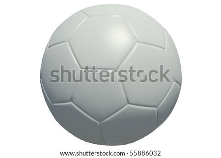 3D Ball - stock photo