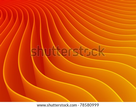 3d colorful abstract background - stock photo