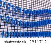 3d--design--background--binary code - stock photo