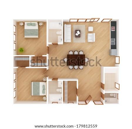 Floorplan Stock Images RoyaltyFree Images Vectors Shutterstock
