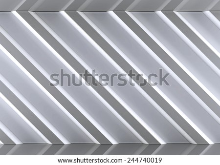 3d geometric background - stock photo