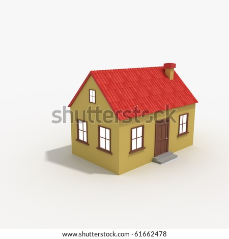 3D House Property