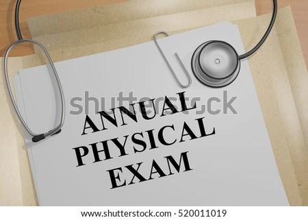 yearly physical exam