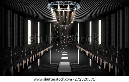 fashion runway stock photos royaltyfree images amp vectors