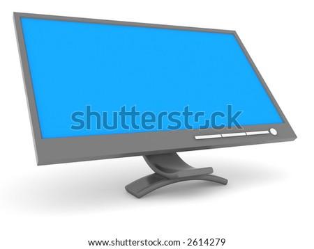 3d image - stock photo